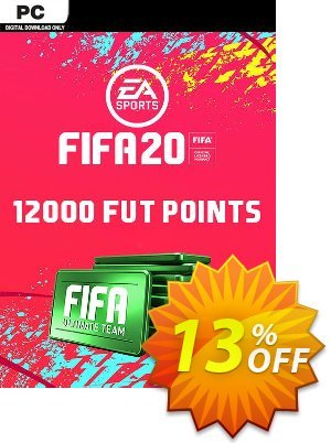 FIFA 20 Ultimate Team - 12000 FIFA Points PC discount coupon FIFA 20 Ultimate Team - 12000 FIFA Points PC Deal - FIFA 20 Ultimate Team - 12000 FIFA Points PC Exclusive offer for iVoicesoft
