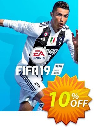 FIFA 19 PC 優惠券,折扣碼 FIFA 19 PC Deal,促銷代碼: FIFA 19 PC Exclusive offer for iVoicesoft