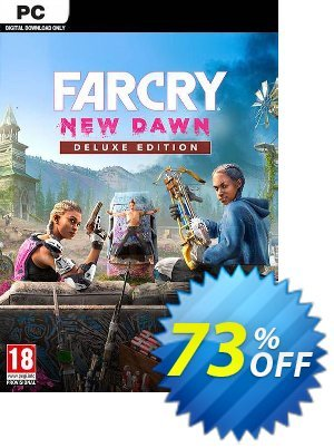 Far Cry New Dawn - Deluxe Edition PC discount coupon Far Cry New Dawn - Deluxe Edition PC Deal - Far Cry New Dawn - Deluxe Edition PC Exclusive offer for iVoicesoft