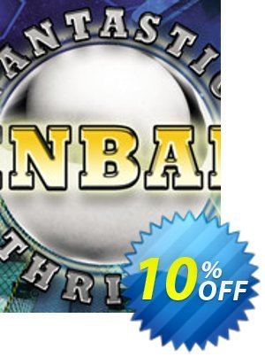Fantastic Pinball Thrills PC discount coupon Fantastic Pinball Thrills PC Deal - Fantastic Pinball Thrills PC Exclusive offer for iVoicesoft