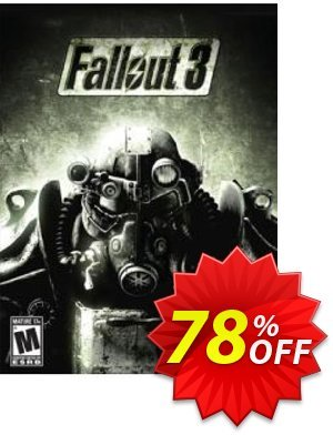 Fallout 3 PC discount coupon Fallout 3 PC Deal - Fallout 3 PC Exclusive offer for iVoicesoft