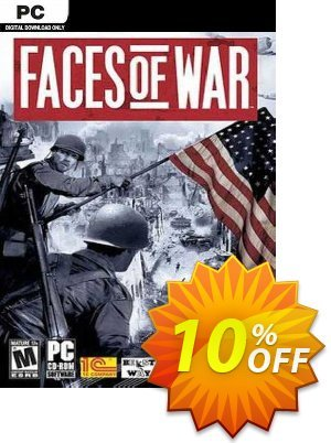 Faces of War PC Coupon discount Faces of War PC Deal. Promotion: Faces of War PC Exclusive offer for iVoicesoft