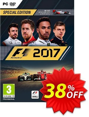 F1 2017 PC 優惠券,折扣碼 F1 2017 PC Deal,促銷代碼: F1 2017 PC Exclusive offer for iVoicesoft