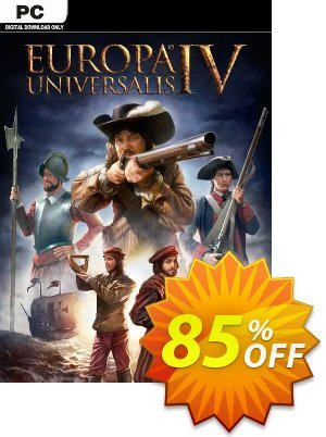 Europa Universalis IV 4 PC discount coupon Europa Universalis IV 4 PC Deal - Europa Universalis IV 4 PC Exclusive offer for iVoicesoft