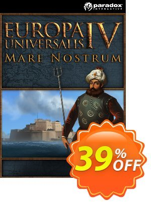 Europa Universalis IV 4 PC Mare Nostrum DLC discount coupon Europa Universalis IV 4 PC Mare Nostrum DLC Deal - Europa Universalis IV 4 PC Mare Nostrum DLC Exclusive offer for iVoicesoft