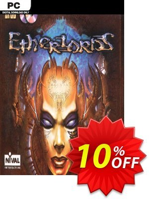 Etherlords PC 優惠券,折扣碼 Etherlords PC Deal,促銷代碼: Etherlords PC Exclusive offer for iVoicesoft