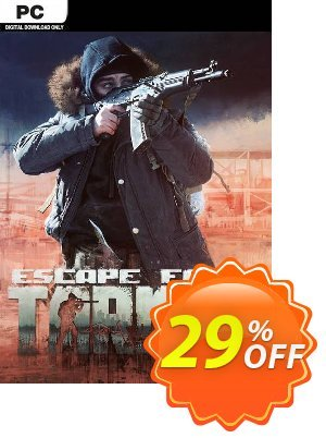 Escape From Tarkov PC (Beta) Coupon discount Escape From Tarkov PC (Beta) Deal. Promotion: Escape From Tarkov PC (Beta) Exclusive offer for iVoicesoft