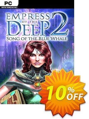 Empress Of The Deep 2 Song Of The Blue Whale PC Coupon discount Empress Of The Deep 2 Song Of The Blue Whale PC Deal. Promotion: Empress Of The Deep 2 Song Of The Blue Whale PC Exclusive offer for iVoicesoft