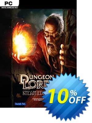Dungeon Lords Steam Edition PC割引コード・Dungeon Lords Steam Edition PC Deal キャンペーン:Dungeon Lords Steam Edition PC Exclusive offer for iVoicesoft