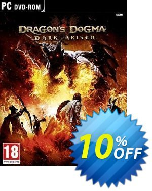 Dragons Dogma: Dark Arisen PC 프로모션 코드 Dragons Dogma: Dark Arisen PC Deal 프로모션: Dragons Dogma: Dark Arisen PC Exclusive offer for iVoicesoft