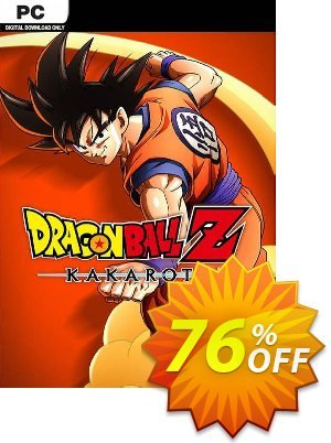 Dragon Ball Z: Kakarot PC discount coupon Dragon Ball Z: Kakarot PC Deal - Dragon Ball Z: Kakarot PC Exclusive offer for iVoicesoft