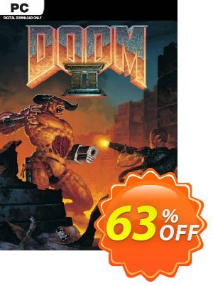 DOOM II 2 PC discount coupon DOOM II 2 PC Deal - DOOM II 2 PC Exclusive offer for iVoicesoft