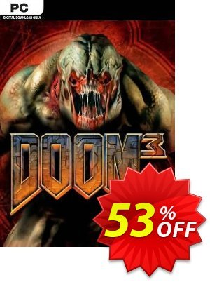 DOOM 3 PC discount coupon DOOM 3 PC Deal - DOOM 3 PC Exclusive offer for iVoicesoft