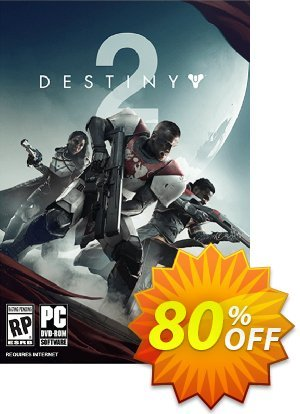 Destiny 2 PC discount coupon Destiny 2 PC Deal - Destiny 2 PC Exclusive offer for iVoicesoft