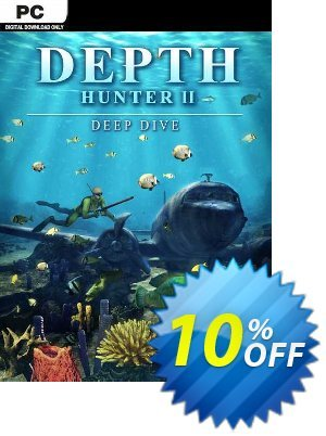 Depth Hunter 2 Deep Dive PC discount coupon Depth Hunter 2 Deep Dive PC Deal - Depth Hunter 2 Deep Dive PC Exclusive offer for iVoicesoft