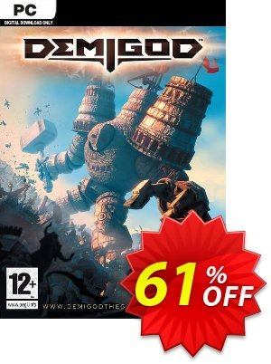 Demigod PC Coupon discount Demigod PC Deal. Promotion: Demigod PC Exclusive offer for iVoicesoft
