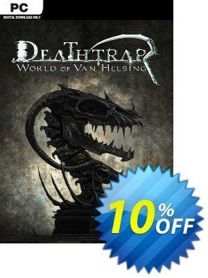 Deathtrap PC Coupon discount Deathtrap PC Deal. Promotion: Deathtrap PC Exclusive offer for iVoicesoft