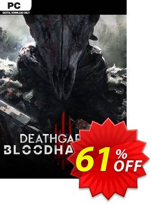 Deathgarden: Bloodharvest PC Coupon, discount Deathgarden: Bloodharvest PC Deal. Promotion: Deathgarden: Bloodharvest PC Exclusive offer for iVoicesoft