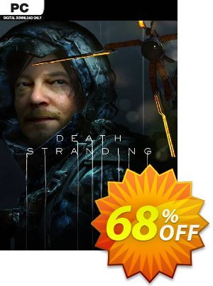 Death Stranding PC + DLC discount coupon Death Stranding PC + DLC Deal - Death Stranding PC + DLC Exclusive offer for iVoicesoft