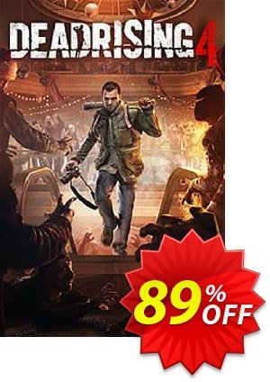Dead Rising 4 PC discount coupon Dead Rising 4 PC Deal - Dead Rising 4 PC Exclusive offer for iVoicesoft