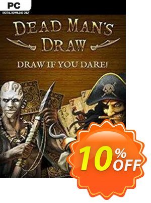 Dead Man's Draw PC 프로모션 코드 Dead Man's Draw PC Deal 프로모션: Dead Man's Draw PC Exclusive offer for iVoicesoft