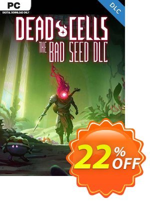 Dead Cells: The Bad Seed DLC Coupon discount Dead Cells: The Bad Seed DLC Deal. Promotion: Dead Cells: The Bad Seed DLC Exclusive offer for iVoicesoft