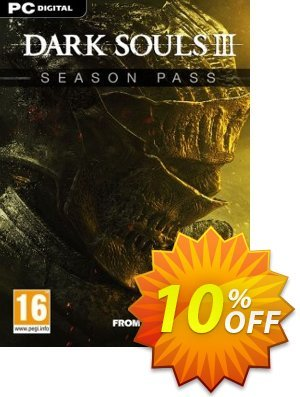 Dark Souls III 3 Season Pass PC discount coupon Dark Souls III 3 Season Pass PC Deal - Dark Souls III 3 Season Pass PC Exclusive offer for iVoicesoft