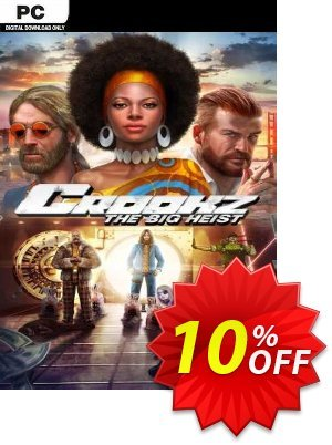 Crookz The Big Heist PC Coupon, discount Crookz The Big Heist PC Deal. Promotion: Crookz The Big Heist PC Exclusive offer for iVoicesoft
