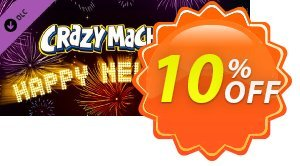 Crazy Machines 2 Happy New Year DLC PC discount coupon Crazy Machines 2 Happy New Year DLC PC Deal - Crazy Machines 2 Happy New Year DLC PC Exclusive offer for iVoicesoft
