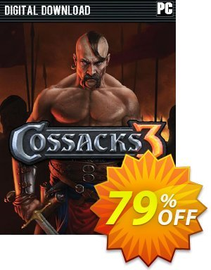 Cossacks 3 PC discount coupon Cossacks 3 PC Deal - Cossacks 3 PC Exclusive offer for iVoicesoft