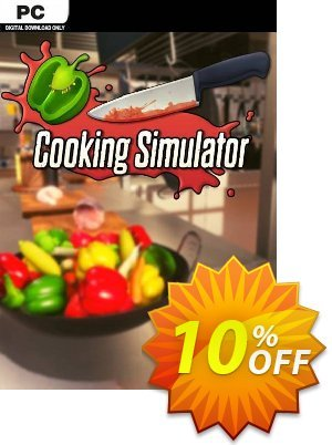 Cooking Simulator PC Coupon discount Cooking Simulator PC Deal. Promotion: Cooking Simulator PC Exclusive offer for iVoicesoft