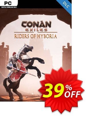Conan Exiles - Riders of Hyboria Pack DLC discount coupon Conan Exiles - Riders of Hyboria Pack DLC Deal - Conan Exiles - Riders of Hyboria Pack DLC Exclusive offer for iVoicesoft