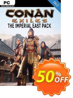 Conan Exiles PC - The Imperial East Pack DLC discount coupon Conan Exiles PC - The Imperial East Pack DLC Deal - Conan Exiles PC - The Imperial East Pack DLC Exclusive offer for iVoicesoft