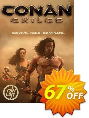Conan Exiles PC discount coupon Conan Exiles PC Deal - Conan Exiles PC Exclusive offer for iVoicesoft