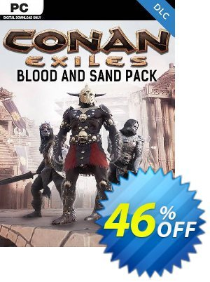 Conan Exiles - Blood and Sand Pack DLC discount coupon Conan Exiles - Blood and Sand Pack DLC Deal - Conan Exiles - Blood and Sand Pack DLC Exclusive offer for iVoicesoft