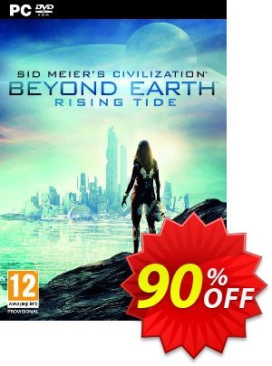 Civilization Beyond Earth: Rising Tide PC 프로모션 코드 Civilization Beyond Earth: Rising Tide PC Deal 프로모션: Civilization Beyond Earth: Rising Tide PC Exclusive offer for iVoicesoft