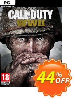 Call of Duty (COD) WWII/2 PC (EU) discount coupon Call of Duty (COD) WWII/2 PC (EU) Deal - Call of Duty (COD) WWII/2 PC (EU) Exclusive offer for iVoicesoft