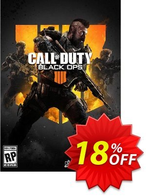 Call of Duty (COD) Black Ops 4 PC (US) discount coupon Call of Duty (COD) Black Ops 4 PC (US) Deal - Call of Duty (COD) Black Ops 4 PC (US) Exclusive offer for iVoicesoft