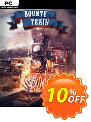 Bounty Train PC割引コード・Bounty Train PC Deal キャンペーン:Bounty Train PC Exclusive offer for iVoicesoft
