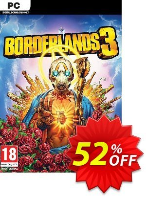 Borderlands 3 PC + DLC (EU) discount coupon Borderlands 3 PC + DLC (EU) Deal - Borderlands 3 PC + DLC (EU) Exclusive offer for iVoicesoft