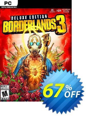 Borderlands 3 Deluxe Edition PC + DLC (EU) discount coupon Borderlands 3 Deluxe Edition PC + DLC (EU) Deal - Borderlands 3 Deluxe Edition PC + DLC (EU) Exclusive offer for iVoicesoft