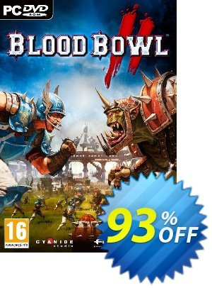 Blood Bowl 2 PC Coupon discount Blood Bowl 2 PC Deal. Promotion: Blood Bowl 2 PC Exclusive offer for iVoicesoft