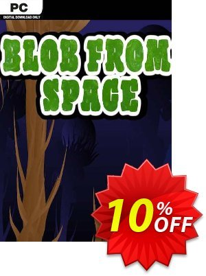 Blob From Space PC discount coupon Blob From Space PC Deal - Blob From Space PC Exclusive offer for iVoicesoft