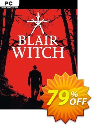 Blair Witch PC discount coupon Blair Witch PC Deal - Blair Witch PC Exclusive offer for iVoicesoft