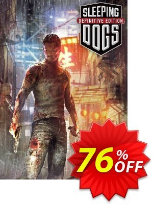 Sleeping Dogs: Definitive Edition PC Coupon discount Sleeping Dogs: Definitive Edition PC Deal