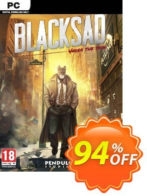Blacksad: Under the Skin PC Coupon discount Blacksad: Under the Skin PC Deal. Promotion: Blacksad: Under the Skin PC Exclusive offer for iVoicesoft