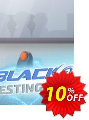 BLACKHOLE Testing Laboratory PC discount coupon BLACKHOLE Testing Laboratory PC Deal - BLACKHOLE Testing Laboratory PC Exclusive offer for iVoicesoft