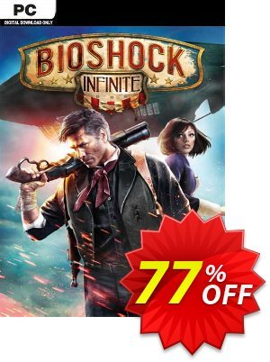 BioShock Infinite (PC) discount coupon BioShock Infinite (PC) Deal - BioShock Infinite (PC) Exclusive offer for iVoicesoft