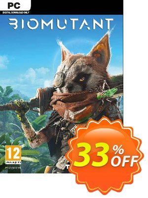Biomutant PC Coupon discount Biomutant PC Deal. Promotion: Biomutant PC Exclusive offer for iVoicesoft