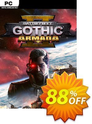 Battlefleet Gothic Armada 2 PC discount coupon Battlefleet Gothic Armada 2 PC Deal - Battlefleet Gothic Armada 2 PC Exclusive offer for iVoicesoft